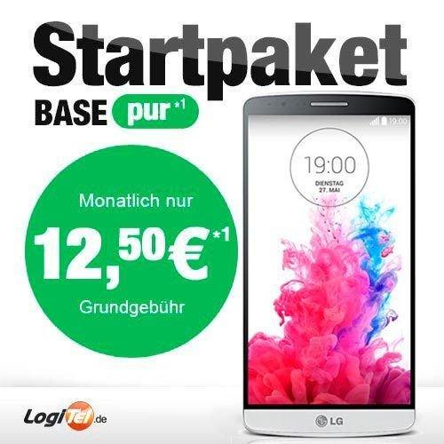 LG G3 mit Schubladenvertrag