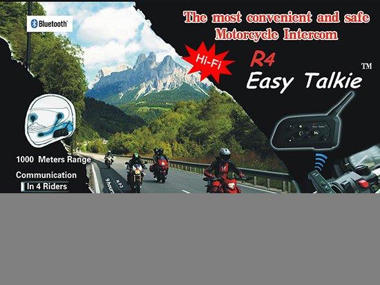 [CN] Motorrad Interkom aus China extrem günstig!