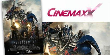 Cinemaxx Gutscheine ab 6,99€ pro Film