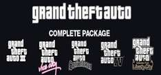[STEAM] Grand Theft Auto - Complete Package (inkl. GTA 1 & 2) ≈ 5.20 Euro
