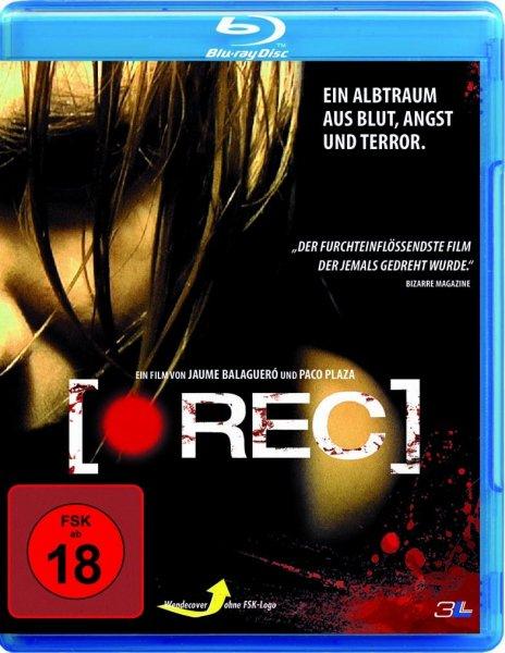 [Lokal Mediamarkt Trier] Rec (Blu-ray) für 5,99 Euro