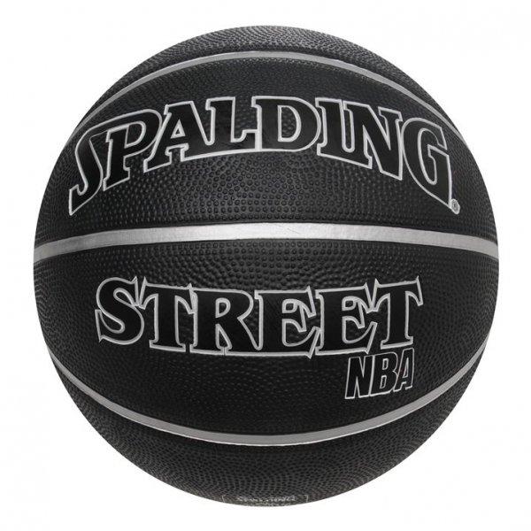 Spalding NBA Street Basketball (Grösse 7) in Schwarz oder Orange für je 9,59€ @SportDirect
