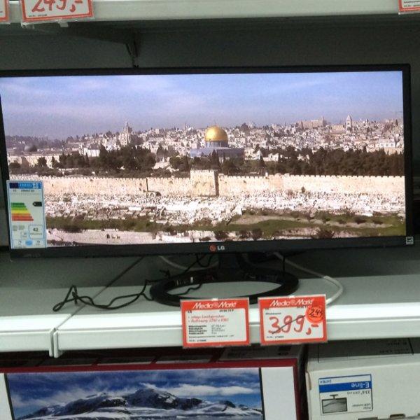 [lokal] LG 29EA73-P für 244Eur im MediaMarkt