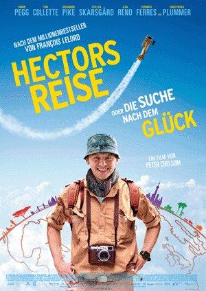 """Komplett kostenlos ins Kino zu """"Hectors Reise oder Die Suche nach dem Glück"""" - ab 29.7. """"buchbar"""""""