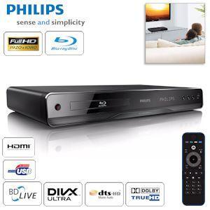 Philips BDP3100 Blu-ray Player für 75,90 € incl.Versand