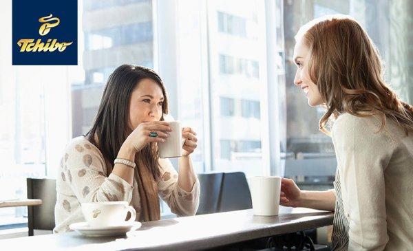 Gratis Kaffe bei Tchibo für XING Premium Mitglieder