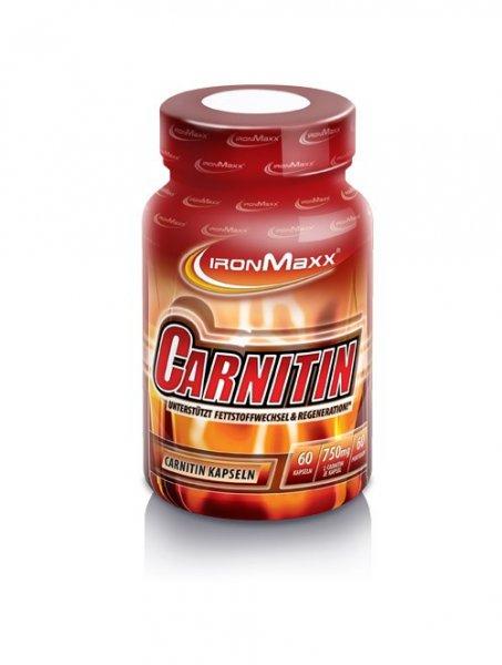 L-Carnitin 60 Kapseln a 750mg hilfreich für die Diät