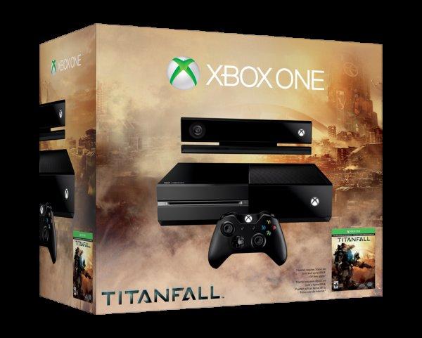 Xbox One inkl. Kinect Titanfall-Bundle