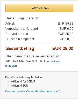 Amazon Blu Ray 4für30 + Summer Sale Aktion kombinierbar - 4 Blu Ray Filme für 25€