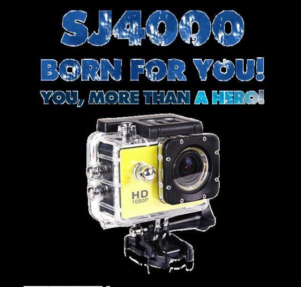 Sj4000 Action-Cam für 66,07€ inkl. Versand bei Banggood