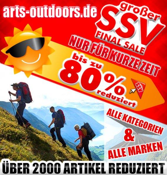 SSV bis 80% Rabatt auf Outdoor-, Sport- & Camping Artikel