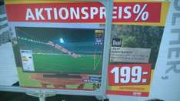 """[Rewe] Dual DLE39F182P3CV2 39"""" LED TV mit Triple Tuner und Smart TV für 199,-"""