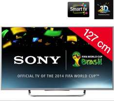 "Sony KDL-50W815b 50"" 3D Smart Tv 600Hz @Pixmania.de"