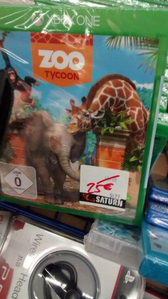 [Lokal Saturn Köln Porz] Zoo Tycoon Xbox One für 25 Euro