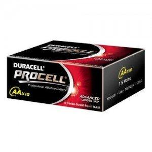 Duracell PROCELL 10 Stück AA Batterien für 2,97€ inkl. VSK @dzb.de