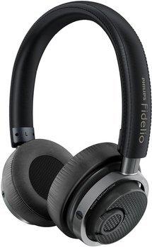 Philips Fidelio Bluetooth-Kopfhörer mit Freisprechfunktion