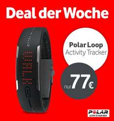 Activity Tracker von Polar Loop für 77 Euro
