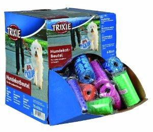 Trixie Dog Pick Up Display Hundekotbeutel, 70 Rollen à 20 St. (PREISFEHLER/BESCHREIBUNGSFEHLER?)
