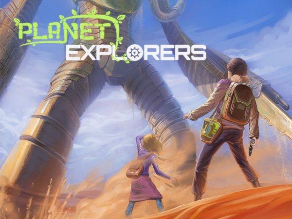 Planet Explorers für 11,44 €