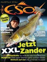 Für Angler: 3x Esox lesen + Rapala X-Rap Zetti Wobbler