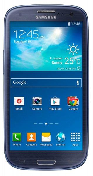 Samsung Galaxy S3 Neo blau und weiß 199,82€ Amazon Italien