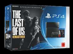 [saturn.de]SONY PS4 Konsole + The Last of Us: Remastered 433,99