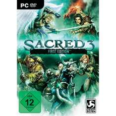 Sacred 3 First Edition Preorder Steam-Key ab 24,84€