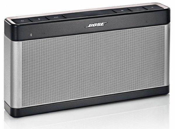 [LOKAL] Der neue Soundlink III von Bose für 229 Euro