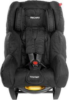 Recaro Young Expert (Black/Aquavit) Kindersitz für 33,68 EUR inkl. Versand nach DE @ Amazon UK (Idealo: ab ~ 145 EUR)