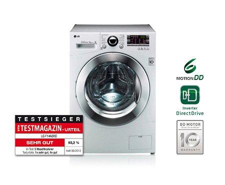 Waschtrockner LG F14A8RD (9kg Waschen/6kg Trocknen), 689,98 Euro inkl. Lieferung