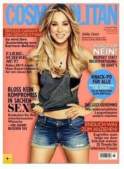 6-Monatsabo Cosmopolitan + 15€ MeinPaket Gutschein für 15€