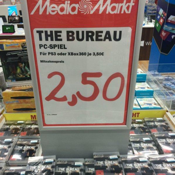 [MM] München - The Bureau PC, PS3 und XBox360