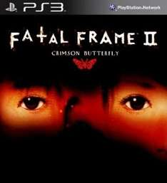 Fatal Frame II: Crimson Butterfly - PS3 [Digital Code] für 3,99$ bei Amazon.com