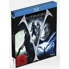 Underworld - Trilogie Limited Steelbook @ Amazon