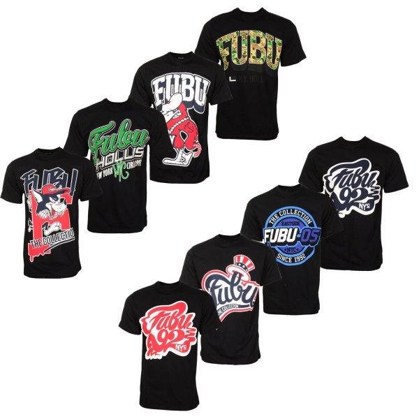 Fubu T-Shirts für 10,90€ anstatt 45€ und kostenlosem Versand
