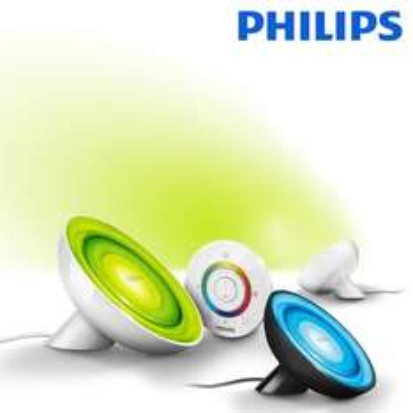 Philips Living Colors Bloom für 52,99 anstatt 99,99 und versandkostenfrei