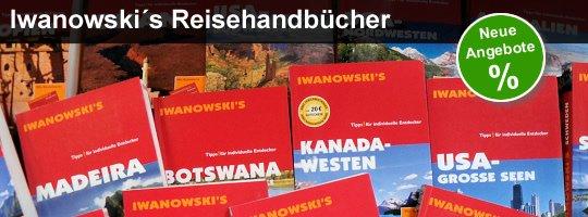 Terrashop - Iwanowksi Reiseführer im Angebot