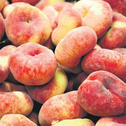 """Tafeltrauben,kernlos; Bergpfirsiche(""""Paraguayos"""") für jeweils 0,69€/500g und Blumenkohl für 0,59€ bei Aldi (Nord)"""