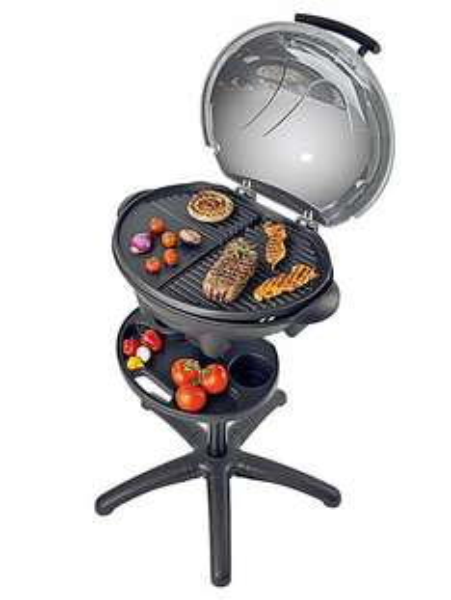 Calli Elektro BBQ-Grill [idealo 79,90€]