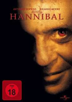 Hannibal (DVD) Uncut für 3€ @Saturn