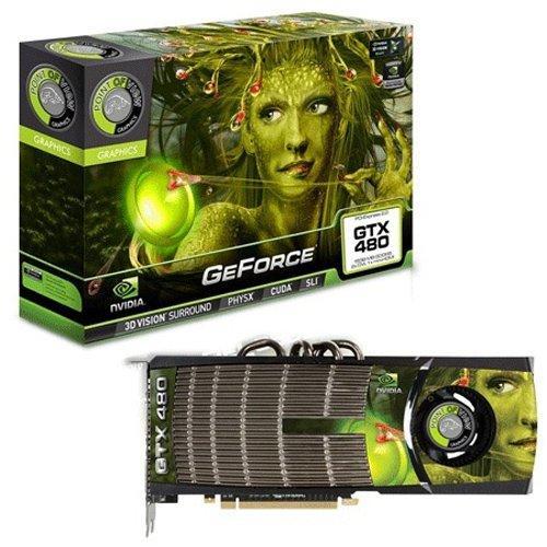 Point of View Nvidia GeForce GTX480 für 209,99 €