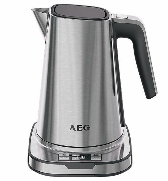 [Blitzangebot] AEG Wasserkocher PremiumLine 7Series EWA 7800 / 1,7l / 2400 Watt für 80€ frei Haus @Amazon