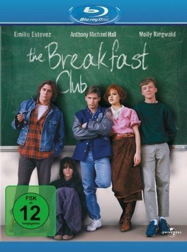 The Breakfast Club auf Blu-Ray für 5,99€ als Prime Kunde