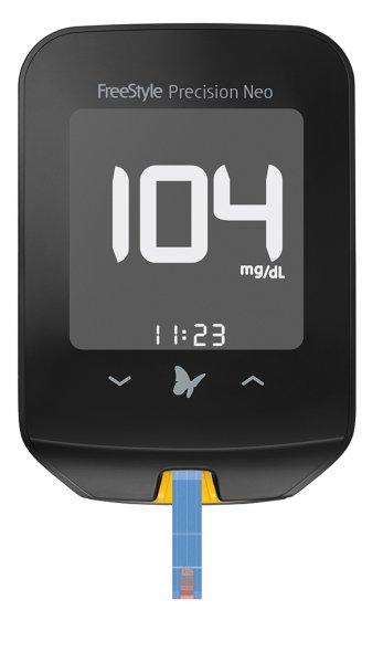 FreeStyle Precision Neo – Intelligente Diabetes-Unterstützung (Blutzucker Messgerät > Kostenlos)