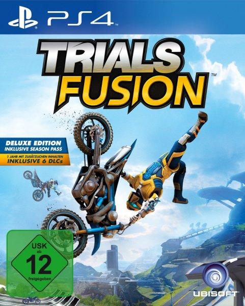 Trials Fusion (PSN) Playstation 4 (PS4)