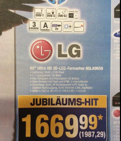 "LG 65LA9659 65"" UHD"