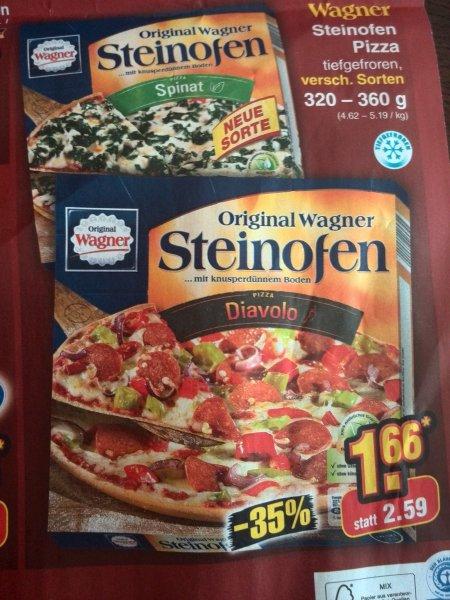 [Netto Marken-Discount bundesweit?] Original Wagner Steinofen versch. Sorten