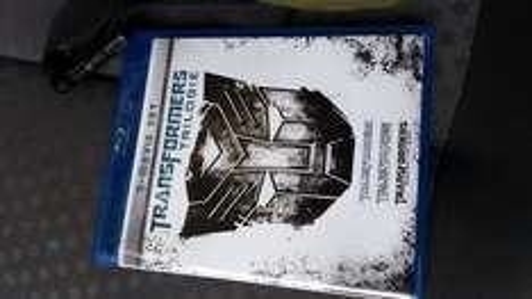 Transformers Bluray Trilogie bei Herkules Bad Vilbel.
