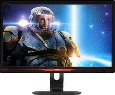 PHILIPS 242 G 5 DJEB/00 (Gaming Monitor, 1ms, 144Hz, USB3.0, VGA, DVI, HDMI, DP, MHL-HDMI, SmartSize!!!) für 255,28€ @ MM Online