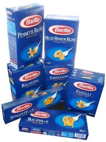 Barilla Pasta verschiedene Sorten 500g @Penny